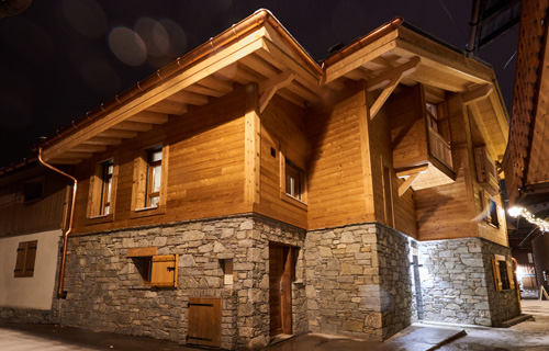 Chalet Le Yaca - Courchevel Le Praz